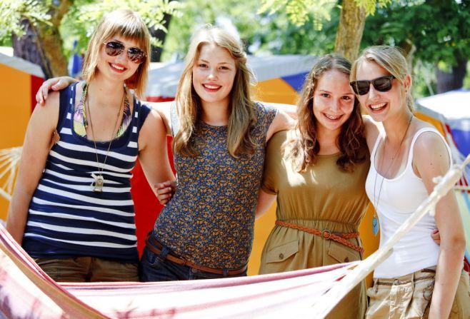 Komfort und Premium Zelte | VOYAGE Gruppenreisen Orbetello